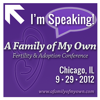 Client: A Family of My Own Fertility and Adoption Conference