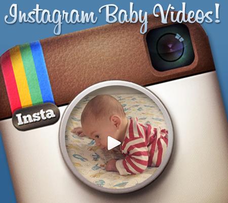 Instagram Baby Videos